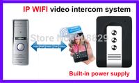 4 wire valli indoor  Video Door Phone Intercom System have no screen Built-in power supply