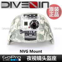 """ Original authentic "" GoPro HD Hero2 Hero3 seat NVG Mount NVG Helmet"
