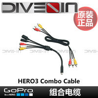 """"""" Original authentic """" GoPro Hero3 Combo Cable combination cable"""