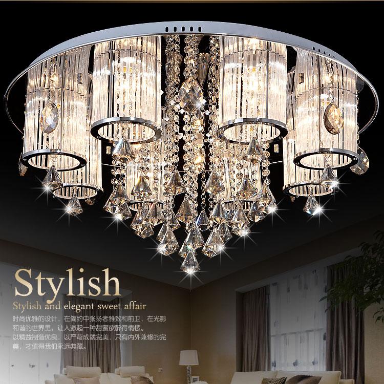 Givenchy LED Ceiling Light LED Crystal Light Bedroom Modern Luxury Living Roo