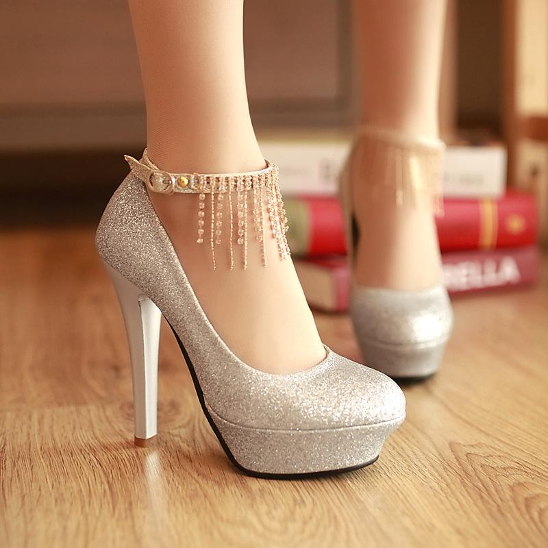 Туфли на высоком каблуке Sexy L25 139516