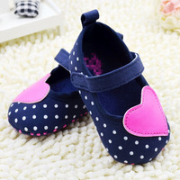 Fashion newborn princess brand kids shoes, Lovely dot infant girl shoes for baby first walkers, 6 pairs/lot!