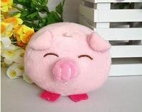 Freeshipping wholesale pigs plush toy pig doll powder dolls small novelty festive wedding gifts christmas gift