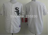 Blank white sox jersey Blank baseball jersey whtie MLB jersey 1939-2014