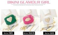 2014 Hot Sale Fashion Women Shoulder handbags women bags Ladies Elegant Messenger Bag PU Leather Bag