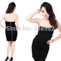 Hot Summer Women Ladies Clothing Sexy Clubwear Dresses Off The Shoulder Sheath Dress Vestidos Free Shipping