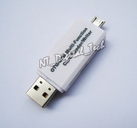OTG / USB Multi-Function Card Reader / Writer For PC & Smart Mobilephones