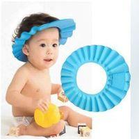 Soft Baby Kids Children Shampoo Bath Shower Cap Hat New
