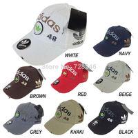 2014 Brand New Arrival Fashion Men Women Cotton AD Baseball Cap Sports Cap Sun-hat Cheap Cap Free Shipping