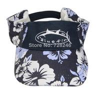 2014 New Arrival Brand Fashion Bluefin USA  Maui Visor Sungear Hat Fishing gear Baseball Cap High Quality Free Shipping
