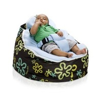 Free shipping toddler baby beanbag chair, baby bean bag sofa, safe baby sleeping beanbag sofa chair