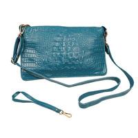 Free shipping! 2014 New arrived fshiong women messenger bags alligator shoulder diagonal packet 8COLORS
