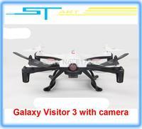 2014 Newest Nine Eagles Drone Galaxy Visitor 3 F12 Auto-Return RC Quadcopter RTF with Camera FPV VS X350 pro X800 Free  kids toy