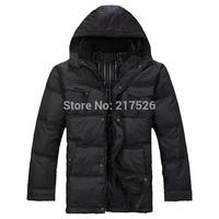 Free shipping Men Wear Thicken Winter Outdoor Windbreaker Heavy Coats Down Jacket Clothes down coat male male winter down coat