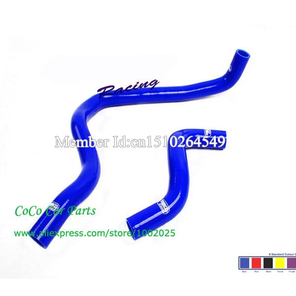 prelúdio h22a 97-01 mangueira do silicone líquido refrigerante 3 camadas 4.5mm espessura( 2pcs/kit) samco mangueira de radiador do silicone(China (Mainland))