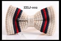 Color dark blue polka dot bow ties,Korean men & women bow-tie wedding tie banquet tie , free shipping wholesale