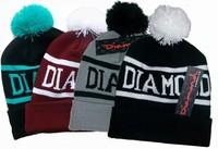 Free Shipping New Fashion Hat Winter Warm Knitted Beanie Cap Men's Women's Beanies, HT0116
