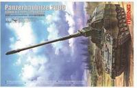 Meng TS-012 1/35 scale German Panzerhaubitze 2000 Self-Propelled Howitzer