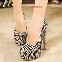 2014 super fine suede heels nightclub waterproof sandals fashion female sexy sandals A15-4