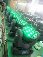 4pcs/lot Free shipping 36x3w moving head rgbw led beam moving 36*3w mini led beam moving head