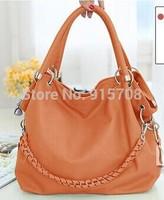 Ms. shoulder bag 2014 new fashion candy-colored chain shoulder bag temperament