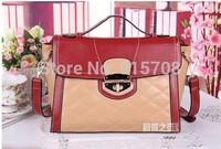 2014 new sweet lady handbags vintage European and American fashion diagonal portable shoulder bag women bag