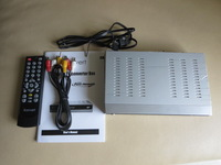 120v Iknovert TV digital converter box