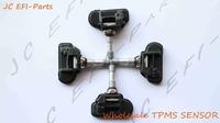 13581560 TPMS sensor SET 4 For 2014 Opel Astra GM P3400
