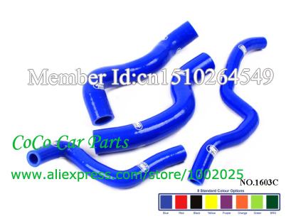 Tida Radiator Silicone Hose Kit Samco refrigeração Kit 3 camadas 4.5 mm de espessura(China (Mainland))