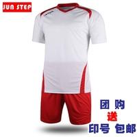 2014 Men short-sleeve jersey set jersey set jersey printing - 208