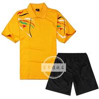 2014 badminton table tennis ball Men Women sportswear set