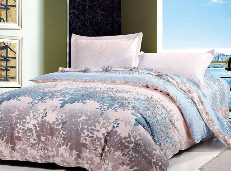 Fresh design comfortable modern delicate cotton bedding set(China (Mainland))