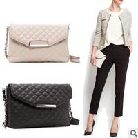 New MANGO Fashion Brand for Women Messenger Bag Small Crossbody Chain Bag Woman Handbag Designer PU Women Leather Handbags M108