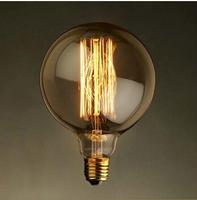 антикварные старинные Эдисон лампы свет 40w 220v/110v вольфрама источник света t300 лампы Эдисона Декорирование дома