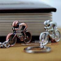 Vitality Bicycle Model Keychain Car Premium Metal Key Chain, Key Ring, Free Shipping!