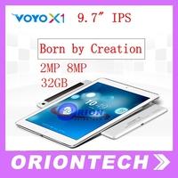VOYO X1  3G Tablet PC   9.7 inch MTK8382 Quad Core 1GB/32GB 8MP Dual Camera Wifi Bluetooth GPS VOYO X1 Tablet