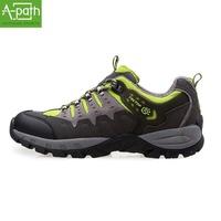 outdoor man brand womanmen hiking shoes woman mountain climbing shoe trekking shoes waterproof shoelace men athletic shoes