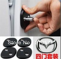 Free shipping MAZDA 2 3 5 6 cx-5 Mitsubishi Lancer Mitsubishi Galant ASX door lock buckle decoration