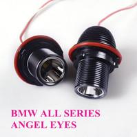 5 Series/7 series 745li/750li LED Angel Eyes Daytime Running Light DC12V/24V/30V CREE LED 2pcs/set free shipping