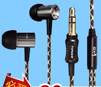 Tingo ring in ear metal gx3 hifi music earphones top professional earplug