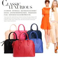 Women bags fashion 2014 designers brand leather handbags casual ladies black bags bolsas feminina female vintage shoulder bags