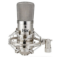 High quality ISK BM-800 Condenser microphone computer recording YY shouting sound Kit Mak network K song microphone equipment