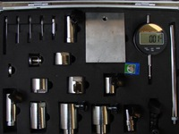 2014 new type of diesel common rail injector measure tools