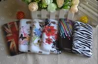 UK USA flag Zebra Leopard grain star rose butterfly heart soft Case Cover For LG L90 Single Sim D415 D405