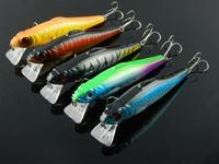 Free shipping, 10pcs, minoxidil. Freshwater seawater. 13cm 28.4g hard bait lures bait. High quality fishing lures shop