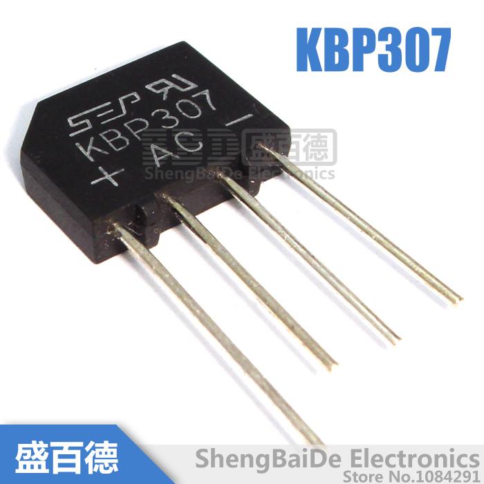 Ректификатор Standard 5pcs/kbp307 kbp307