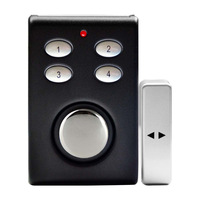 Smart home alarm Wireless Home Security System Door & Window Alarm after vibration detected or megnetic sensor serperated