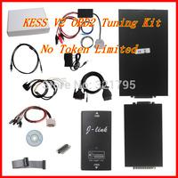 2014 Newest No Token Limitation KESS V2 OBD2 Manager Tuning Kit V2.06 High Quality DHL Free Shipping