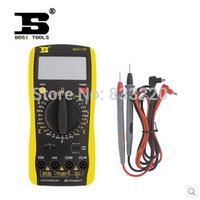 Digital Multimeter Voltmeter Tester Power Meter Battery Tester Energy Watt Meter Frequency Counter Ammeter Multimetro Clamp