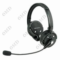 Bluetooth V2.1 Headset w/ Microphone Noise-Canceling Wireless Bluetooth Headphones for Mobile Phones / i Pad PC PS3 Support A2DP